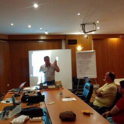 Electronics Hands on w/ Panagiotis Kokkinidis